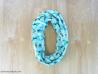 Infinity {Blue Aztec}