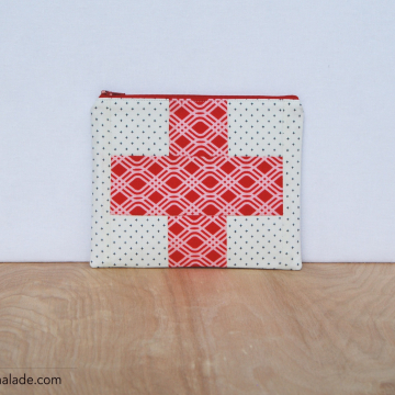 First Aid Pouch {Streamers}