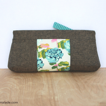 Marmalade Clutch {Rose}