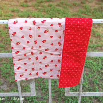 Quilty {Strawberry Summer}