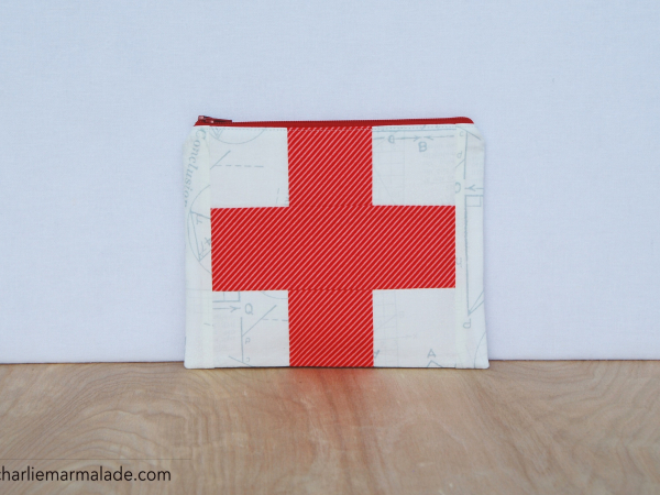 First Aid Pouch {Geometry}