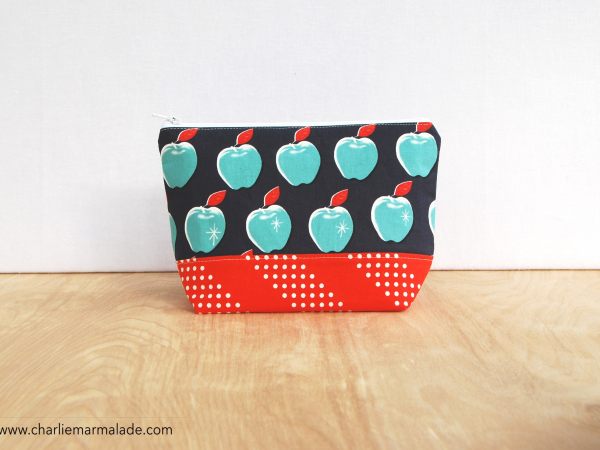 Traveler Lite {Aqua Apples}