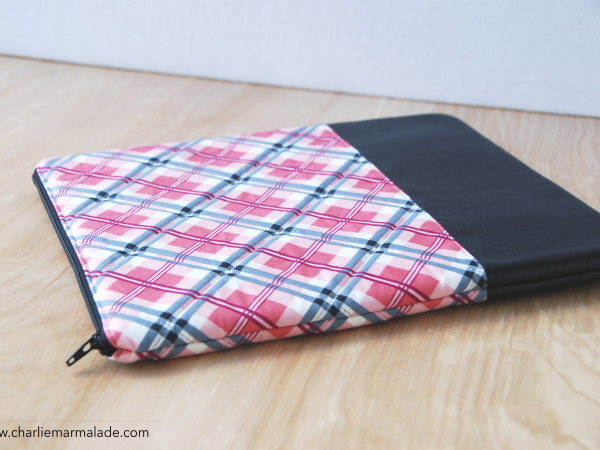 QTech Case {Preppy Plaid}