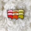 Enamel Pin {Make Art - Hot Colors}