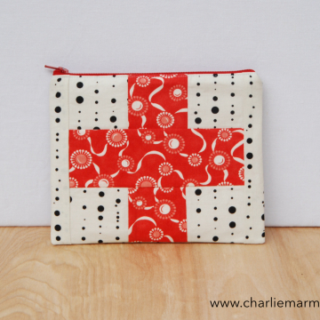 First Aid Pouch {Ink}