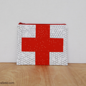First Aid Pouch {Wired}