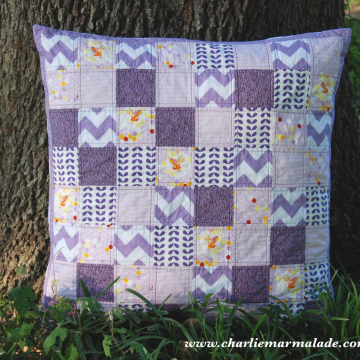 Quillow {Purple patch}