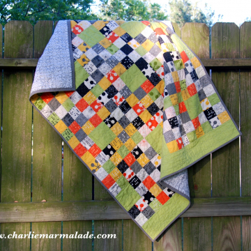 Quilt {Squared up}