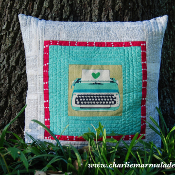Quillow {Turquoise Type}